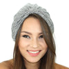 Rib Knit Sweater Turban - Kristin Perry Accessories - 3
