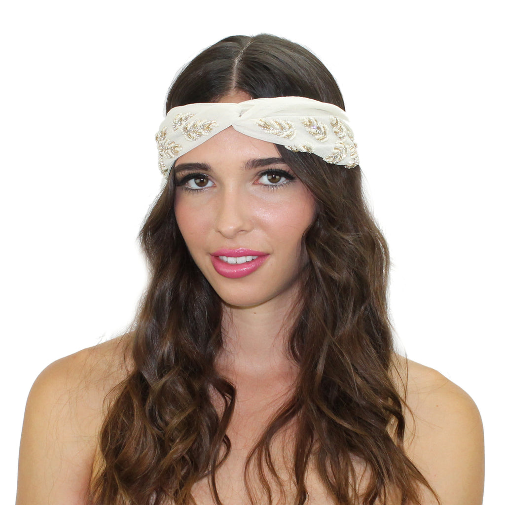 SWEET ON YOU TURBAN - Kristin Perry Accessories