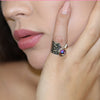Lapel Ring - Kristin Perry Accessories