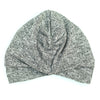 Rib Knit Sweater Turban - Kristin Perry Accessories - 5