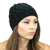Sweater Knit Beanie - Kristin Perry Accessories - 3