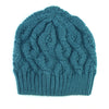 Sweater Knit Beanie - Kristin Perry Accessories - 8