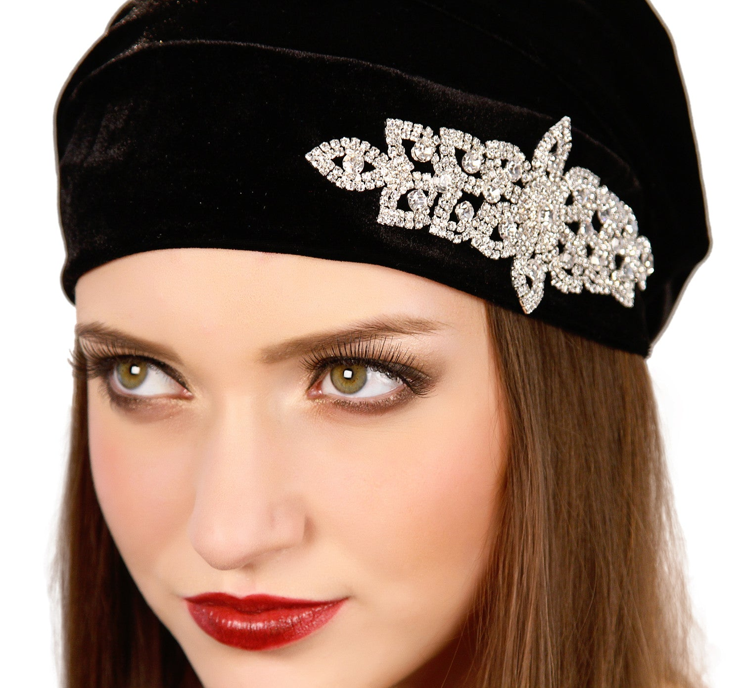 2d9fe899564 ... Crystal Slouch Beanie - Kristin Perry Accessories ...
