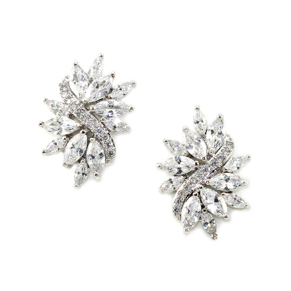 Vine Cluster Earrings - Kristin Perry Accessories - 1