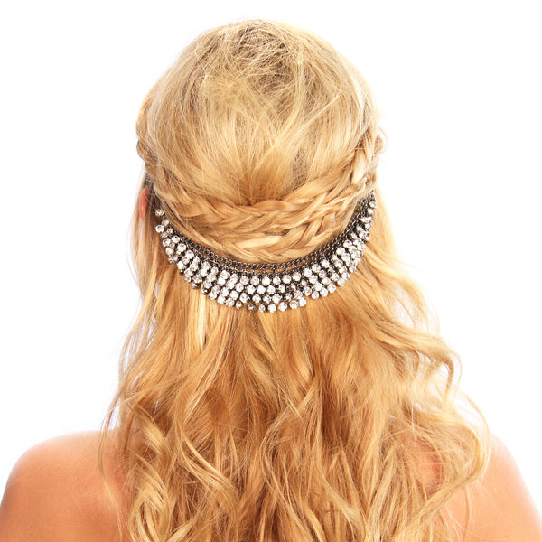 Crystal Hair Grip - Kristin Perry Accessories