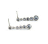 Crystal Droplet Earrings - Kristin Perry Accessories - 2
