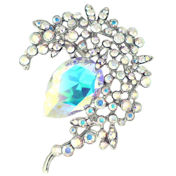 Crystal Spray Ear Cuff - Kristin Perry Accessories