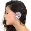 Crystal Spray Ear Cuff - Kristin Perry Accessories - 2