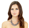 Crystal Collar Necklace - Kristin Perry Accessories - 3