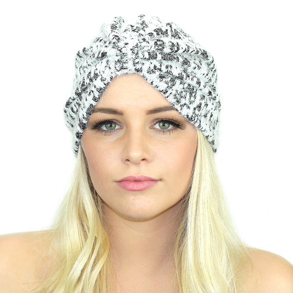 Minky Stretch Full Turban - Kristin Perry Accessories