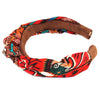 Aztec Suede Knot Headband - Kristin Perry Accessories - 3