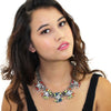 Neon Spray Necklace - Kristin Perry Accessories - 2