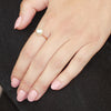 Pearl Solitaire Ring - Kristin Perry Accessories