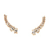 Marquise Ear Climbers - Kristin Perry Accessories - 1