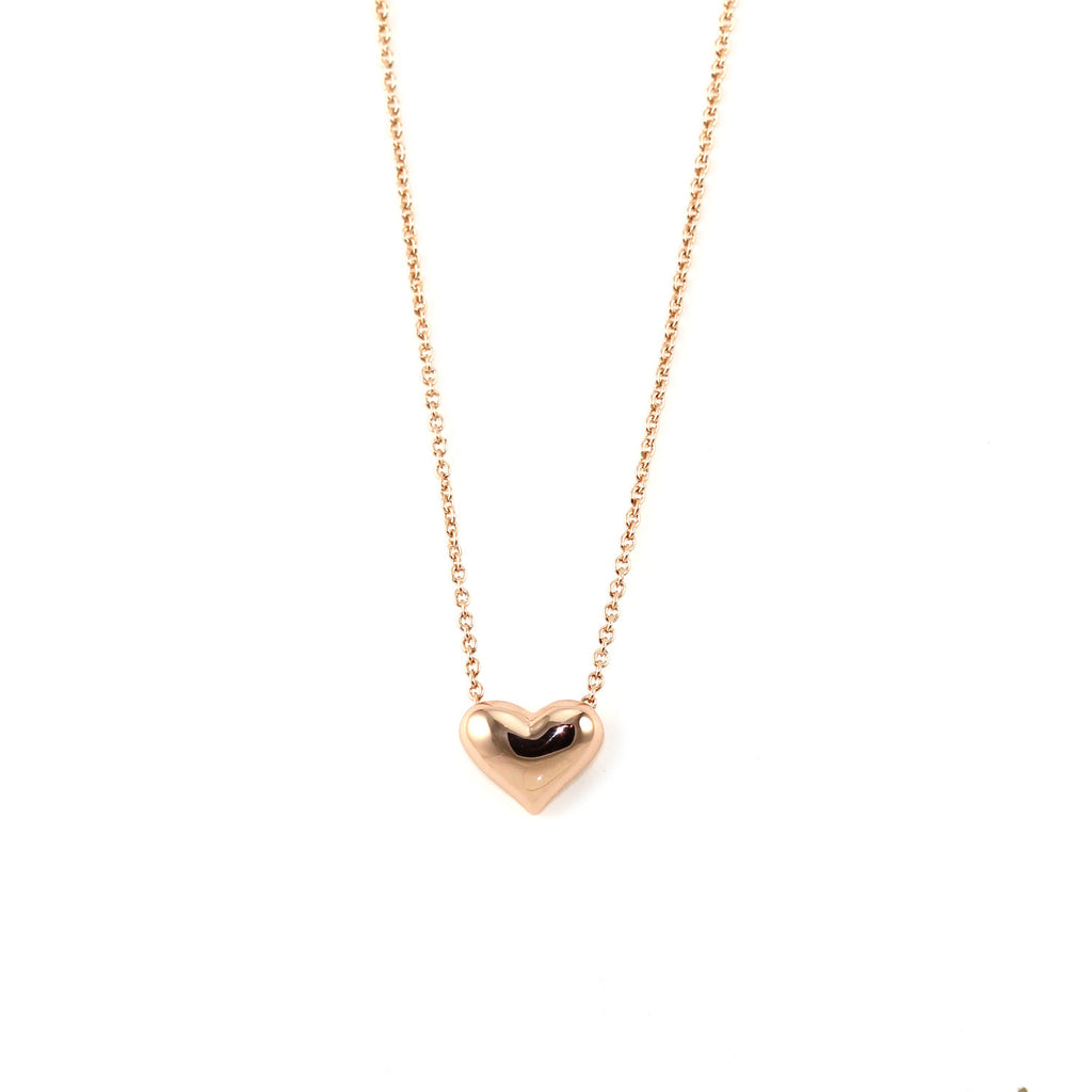 Dainty Heart Necklace - Kristin Perry Accessories - 1