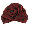 SLINKY DOT TURBAN - Kristin Perry Accessories - 3