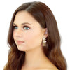 Sunburst Tassel Earrings - Kristin Perry Accessories - 2
