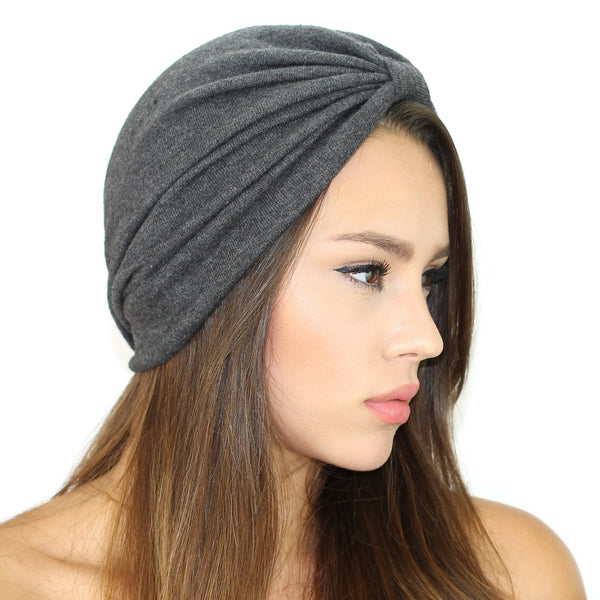 Jersey Knit Turban - Kristin Perry Accessories