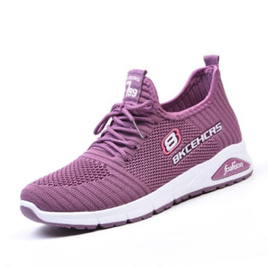 Women Sneakers 2020 Ladies Sports Shoes Ladies Trainers Platform Woman Baskets Femme Dames Black Mujer Tenis Feminino
