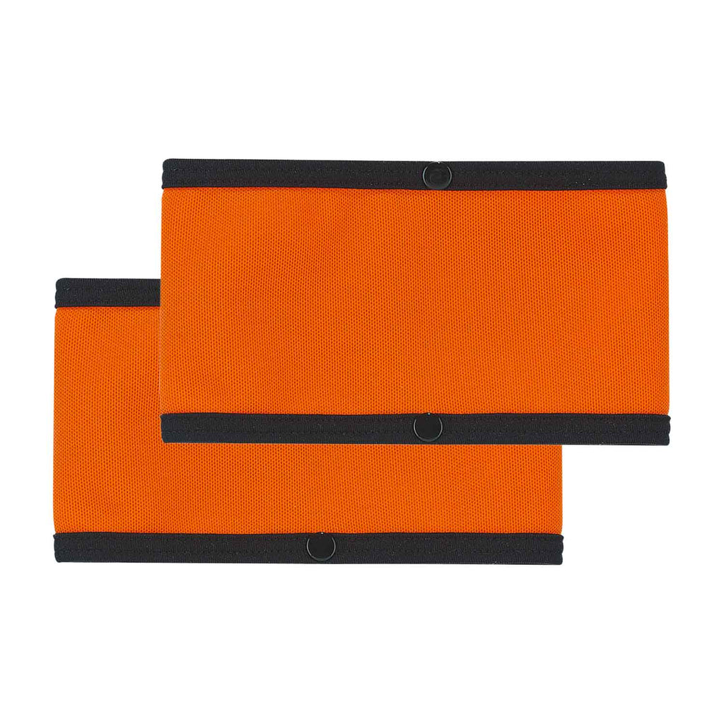 CCM Hockey Referee Orange Armbands