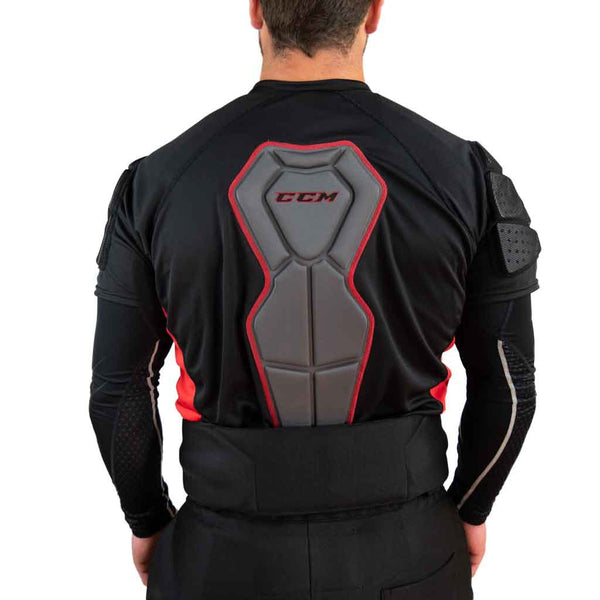 CCM RBZ 150 Hockey Referee Padded Shirt Back