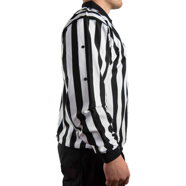 Hockey Referee Jersey Force Pro Linesman Side