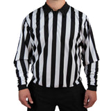 Zebrasclub ZL hockey referee jersey with snaps