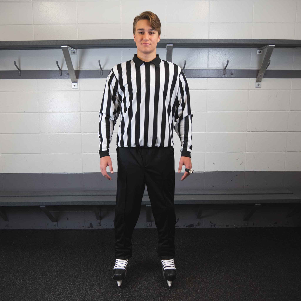 Zebrasclub beginner hockey referee kit