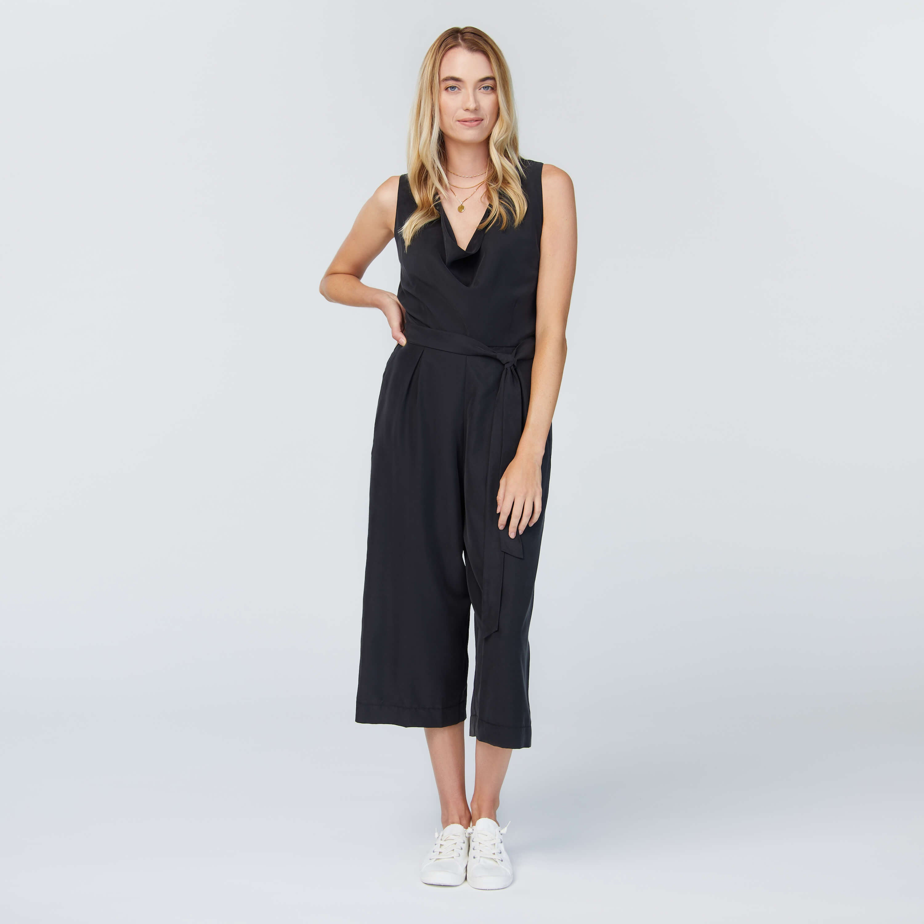 The Everywhere Jumpsuit in Black