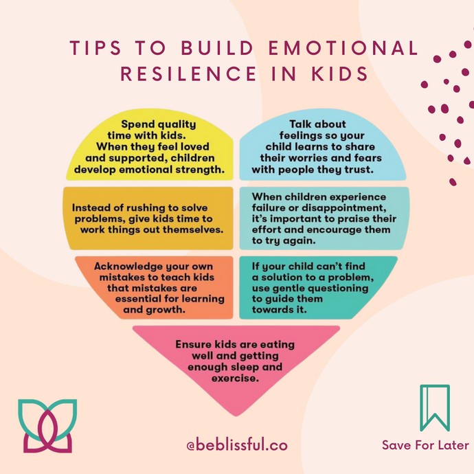 Top Tips for Parents on Social & Emotional Health of Children