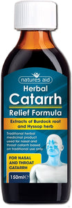 HERBAL CATARRH RELIF FORMULA 150ML