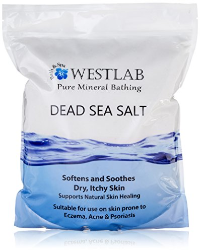 SOOTHING DEAD SEA BATH SALTS 5KG