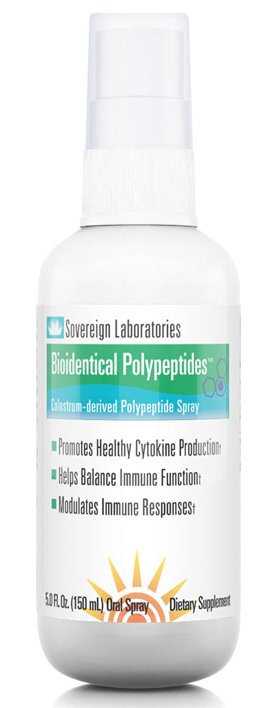 BIOIDENTICAL POLYPEPTIDES 150ML