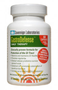 GASTRODEFENSE DAILY THERAPY 60 CAPSULES