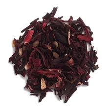 ORGANIC HIBISCUS FLOWER WHOLE PETALS