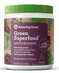 GREEN SUPERFOOD ANTIOXIDANT 210G