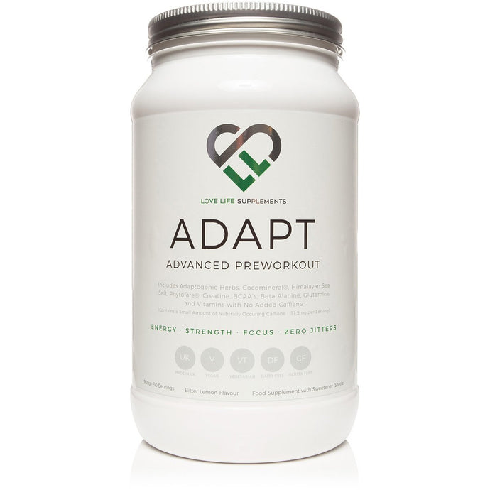 ADAPT PRE WORKOUT POWDER