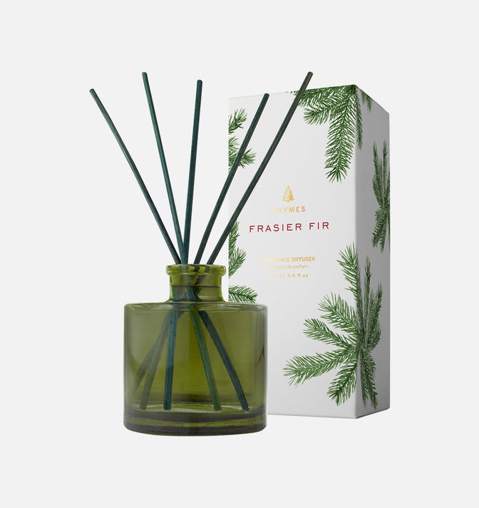 Load image into Gallery viewer, Thyme Fresier Fir Petite Reed Diffuser