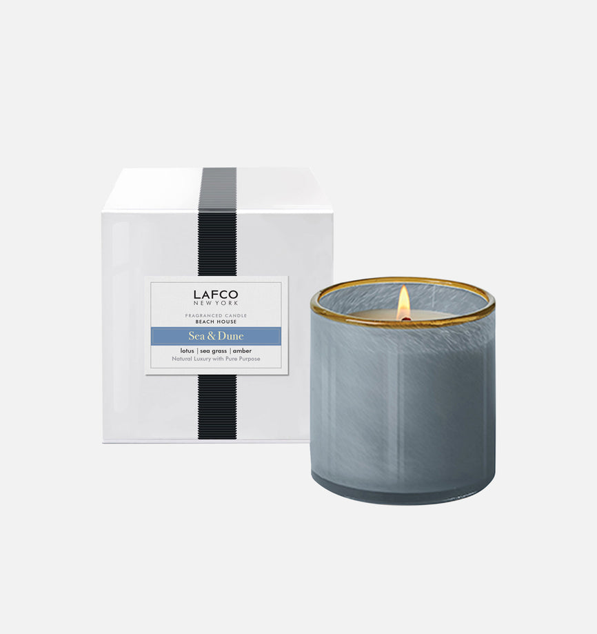 Lafco Sea and Dune Standard 6.5oz Candle | Duman Home