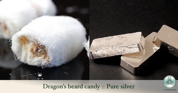 Pure silver doesn't truly exist, so don't let anyone try to sell you on it! (Carolyn Jung/FoodGal.com, Olaf Speier/Shutterstock)