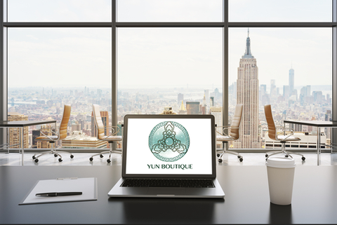 Manhattan view in an office in New York. (ImageFlow/Shutter Stock)