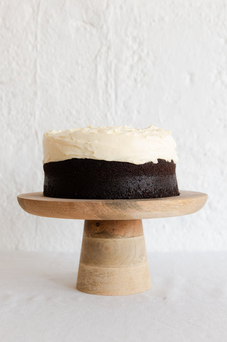 Chocolate Guinness Cake with Cream Cheese Frosting