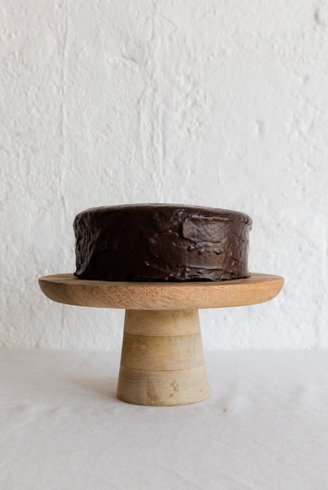 Dark Chocolate with Chocolate Ganache