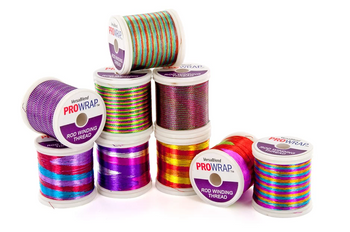 Load image into Gallery viewer, ProWrap Metallic Versablend Thread(100yd)