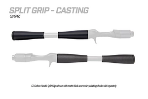 G2 Split Grip Carbon handles