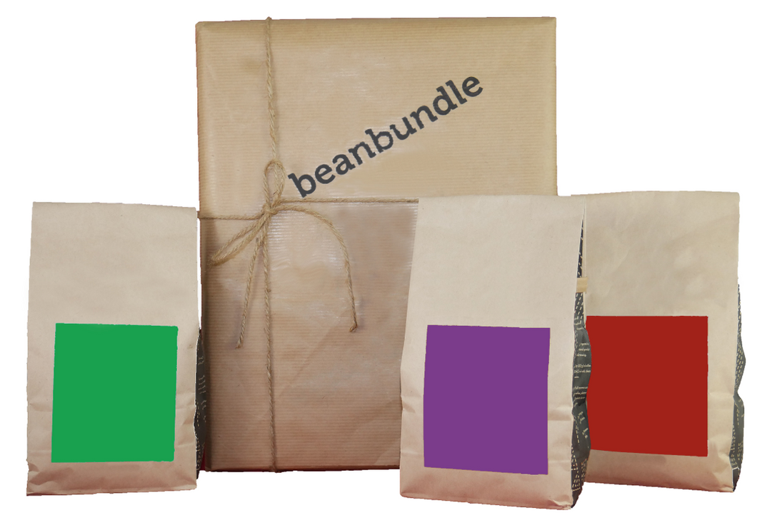 beanbundle Dark Roast Coffee Beans (3 x 12oz) (1 Month Subscription) Coffee Subscription Canada