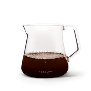 Fellow - Mighty Small Glass Carafe - Clear