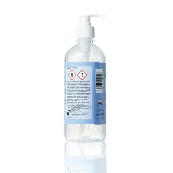 Nilco Nilpure Moisturising Fragranced Ocean Spa Scented Hand Sanitiser - 500ml
