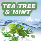 Nilco Nilpure Moisturising Fragranced Tea Tree and Mint Scented Hand Sanitiser -5L