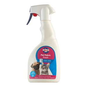 Nilco Pet Fabric Fresh Neutraliser 500ml Trigger